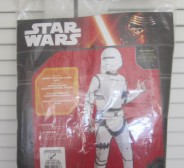 Star Wars Flametrooper kostüüm s8-10a