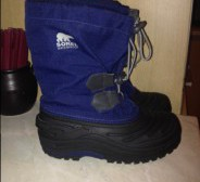 Sorel waterproof saapad nr 36